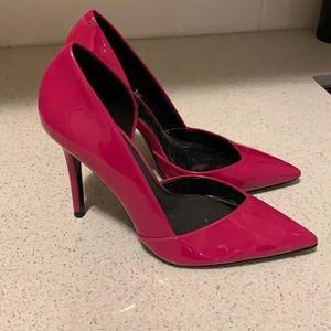 Aldo pink stilettos